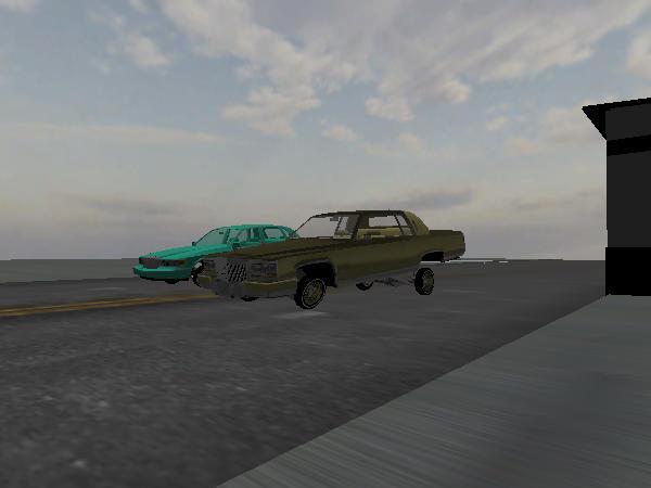 unnamed Cadillac screenshot 2