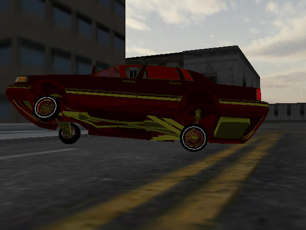 unnamed Town Car screenshot 3