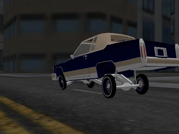 unnamed Cadillac screenshot 2