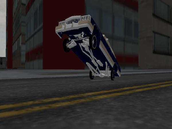 unnamed Cadillac screenshot 3