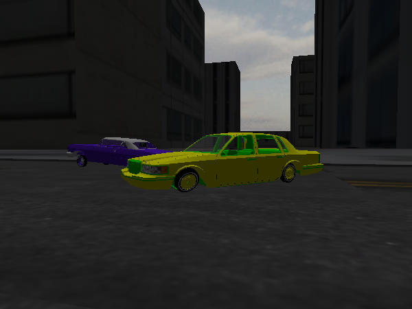 Sticky Situation  Town Car screenshot 3