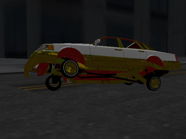 KingsBlend Town Car screenshot 2