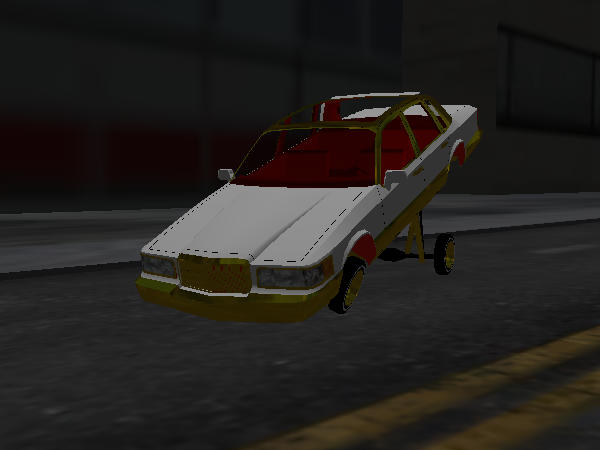 KingsBlend Town Car screenshot 3
