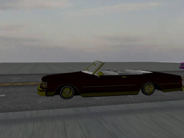gold Caprice screenshot 1