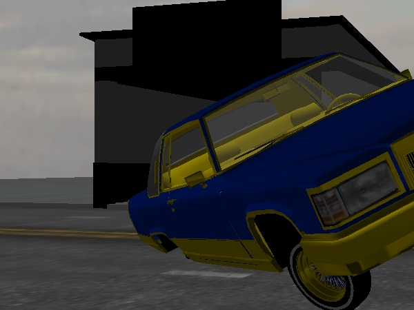 LOWEVILLE Cadillac screenshot 1