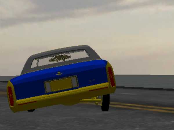 LOWEVILLE Cadillac screenshot 3