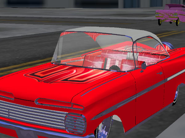 Project59 59 Impala screenshot 1