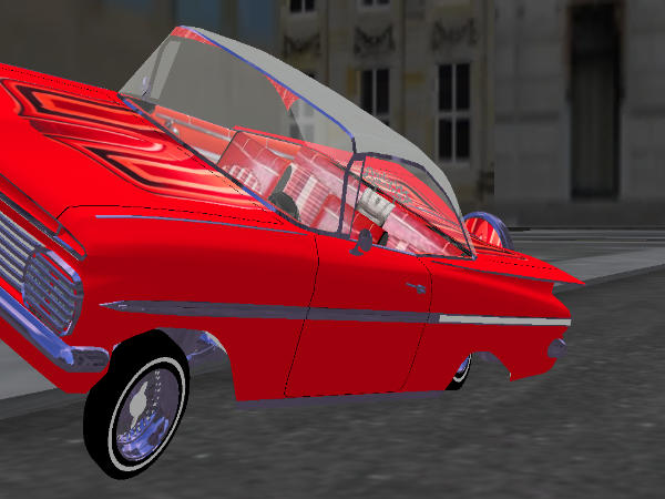 Project59 59 Impala screenshot 3