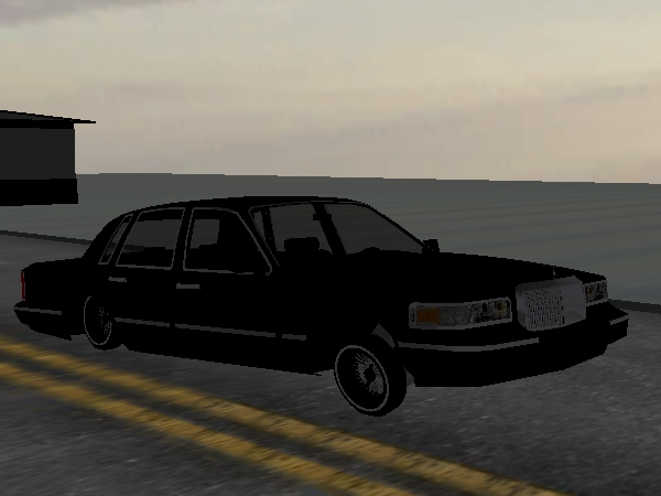 UR NIGHTMARE Town Car screenshot 3
