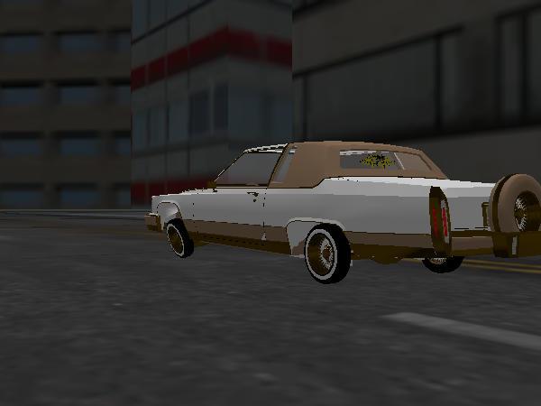 Powder Cadillac screenshot 1