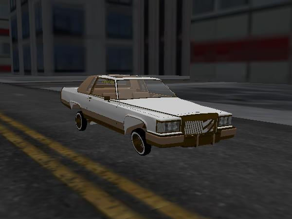 Powder Cadillac screenshot 2