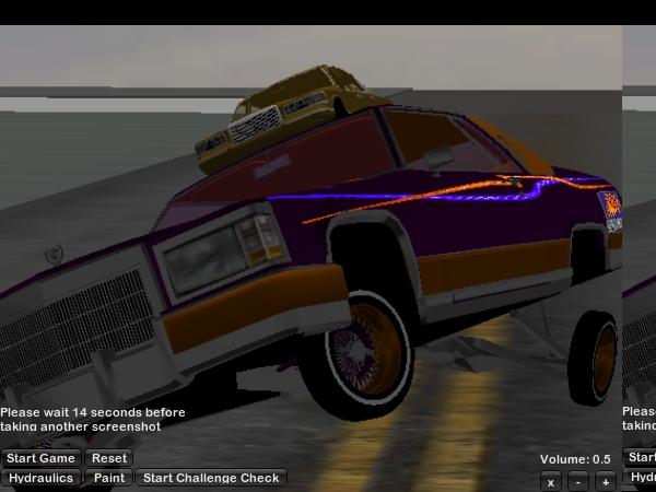 Powder Cadillac screenshot 3