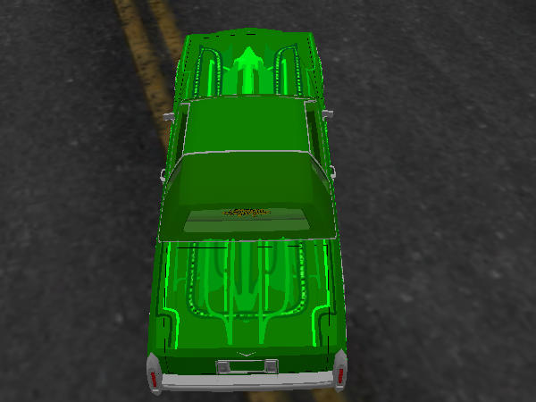 green baret Cadillac screenshot 2