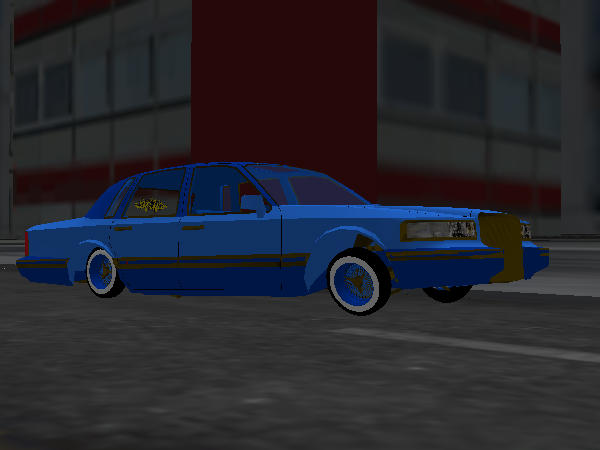 neighborhood boss Town Car screenshot 3