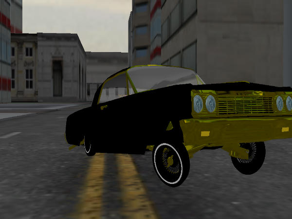 Streets Of Gold 64 Impala screenshot 1