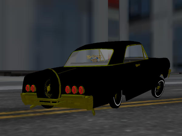 Streets Of Gold 64 Impala screenshot 2
