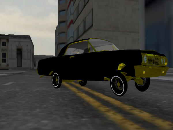 Streets Of Gold 64 Impala screenshot 3