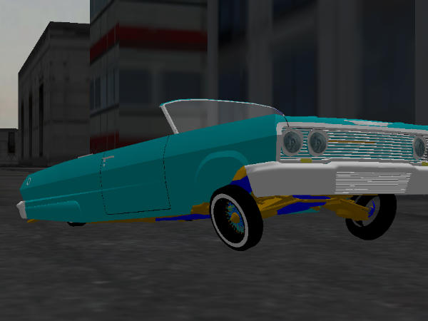 golden compas 63 Impala screenshot 1