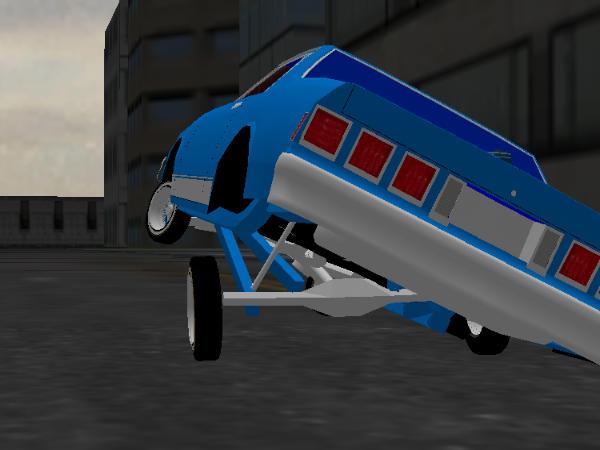 smurf Caprice screenshot 2