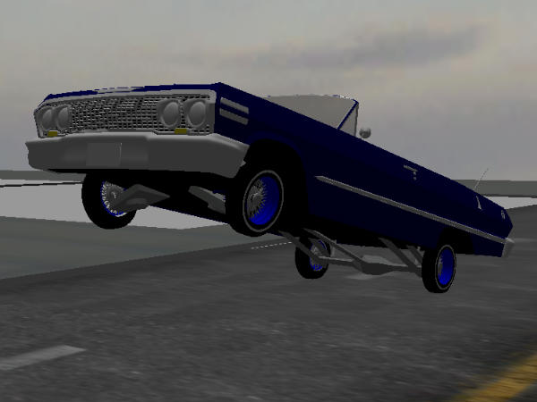 un tamned 63 Impala screenshot 1