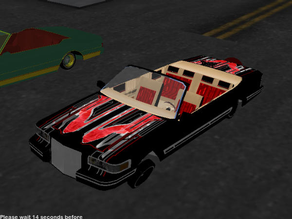 Red Rum Town Car screenshot 1