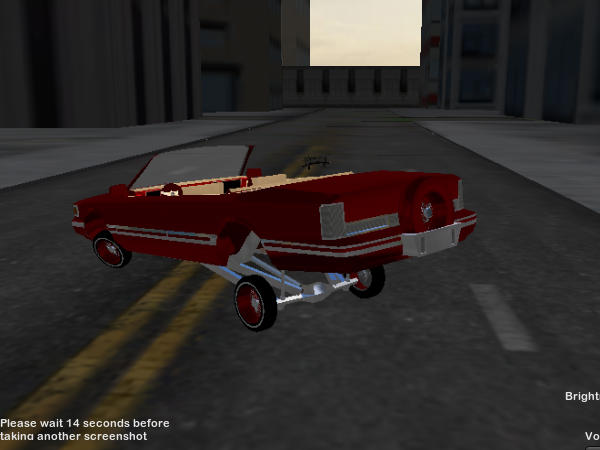 Red Rum Town Car screenshot 3