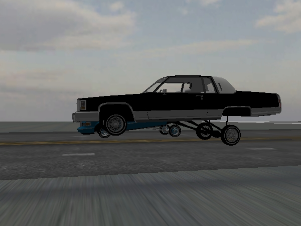 unnamed Cadillac screenshot 1