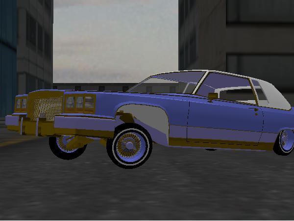Felix Cadillac screenshot 1