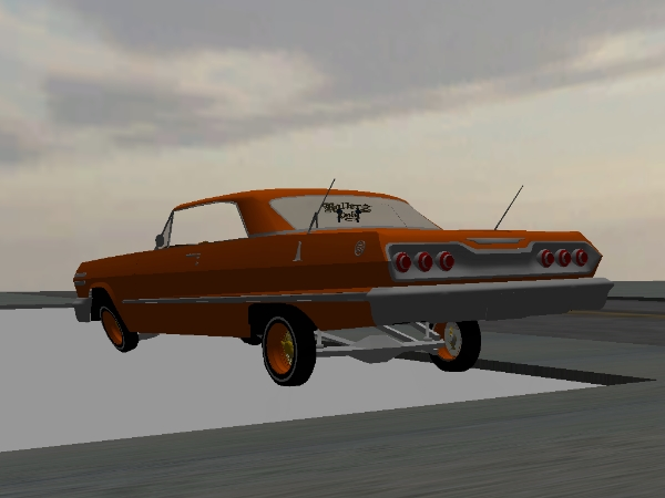 unnamed 63 Impala screenshot 3