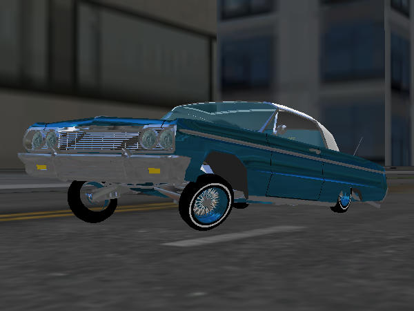 SUPER SEXY 64 Impala screenshot 1