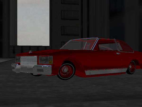 landau Caprice screenshot 1