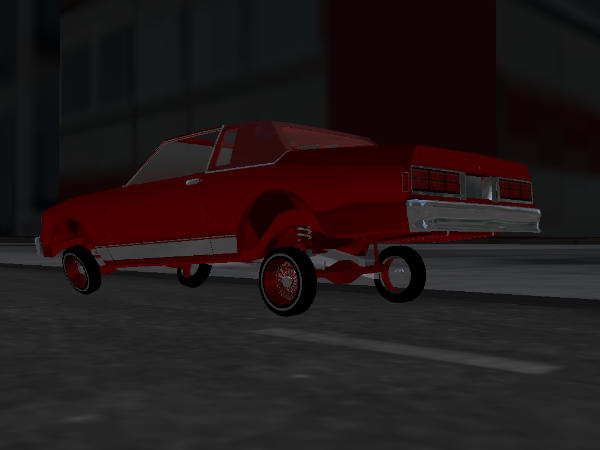 landau Caprice screenshot 2