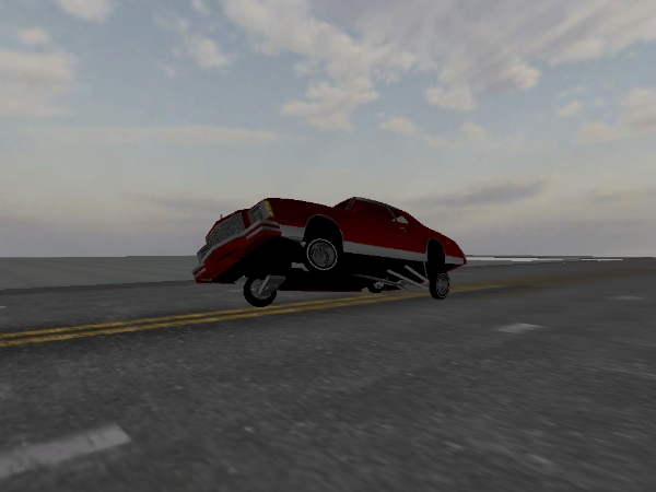 lil red Monte Carlo screenshot 1