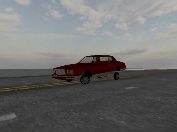 lil red Monte Carlo screenshot 2