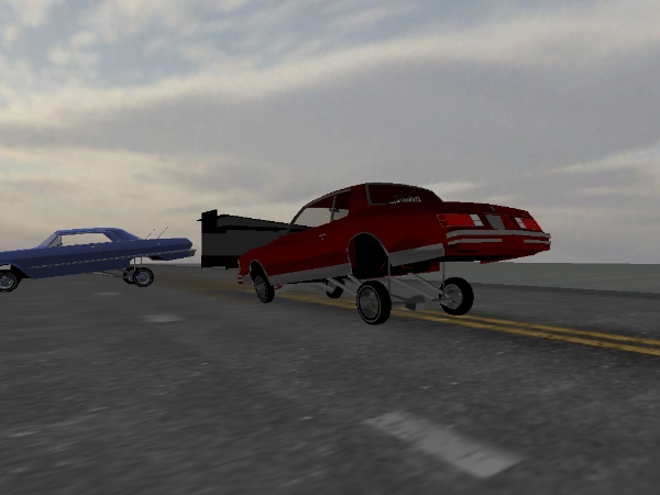 lil red Monte Carlo screenshot 3