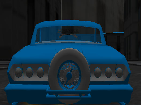 LA Love 63 Impala screenshot 3