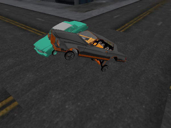 tryin to catch me ridin dirty Monte Carlo screenshot 3
