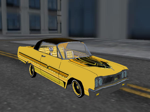 Dusted in Gold 64 Impala screenshot 1