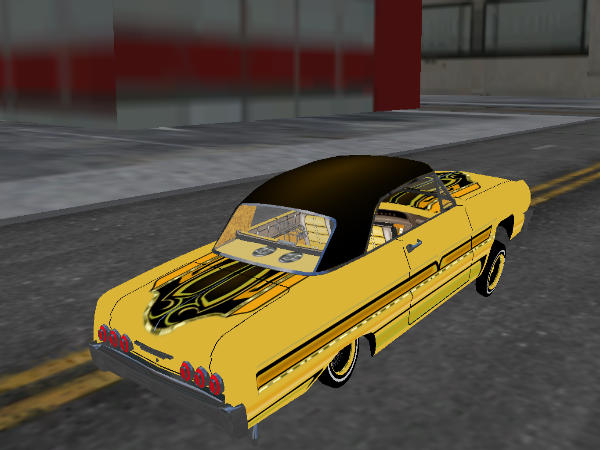 Dusted in Gold 64 Impala screenshot 3