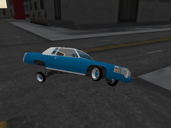 BOOST Cadillac screenshot 1