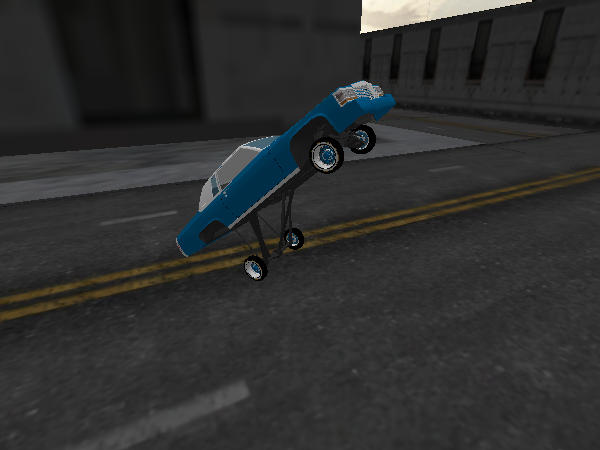 BOOST Cadillac screenshot 2