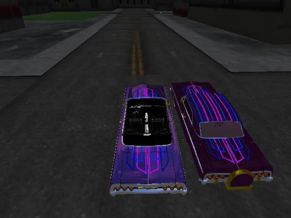 purple passion 64 Impala screenshot 1