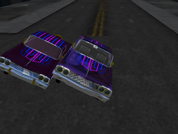 purple passion 64 Impala screenshot 2