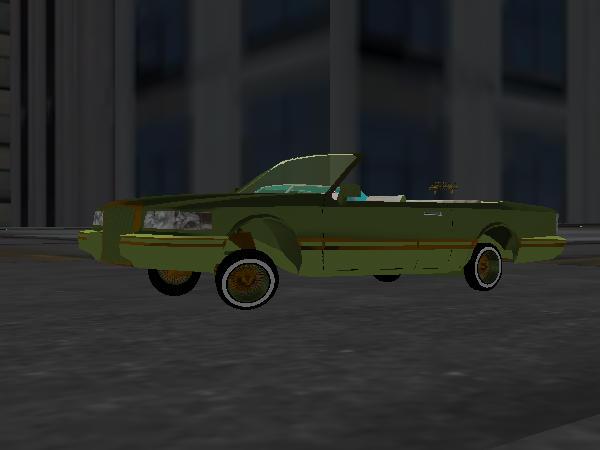 The Lowrider Game - waka flocka custom 0000000 lowrider ...