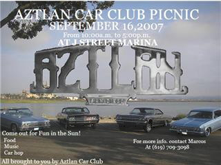AZTLAN SAN DIEGO Car Club avatar