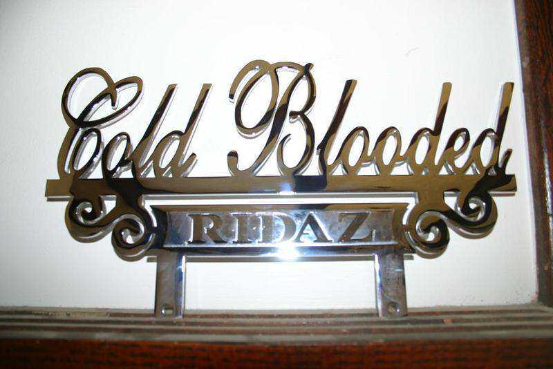 Cold Blooded Ridaz Car Club avatar