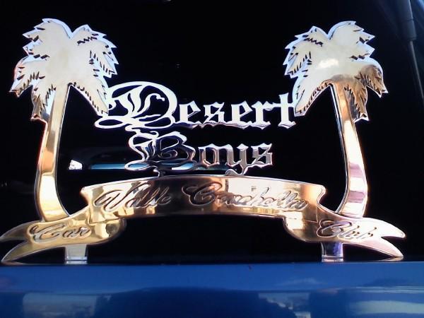 DESERT BOYS Car Club avatar