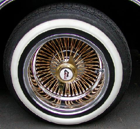 Dayton Wire Wheels Rims