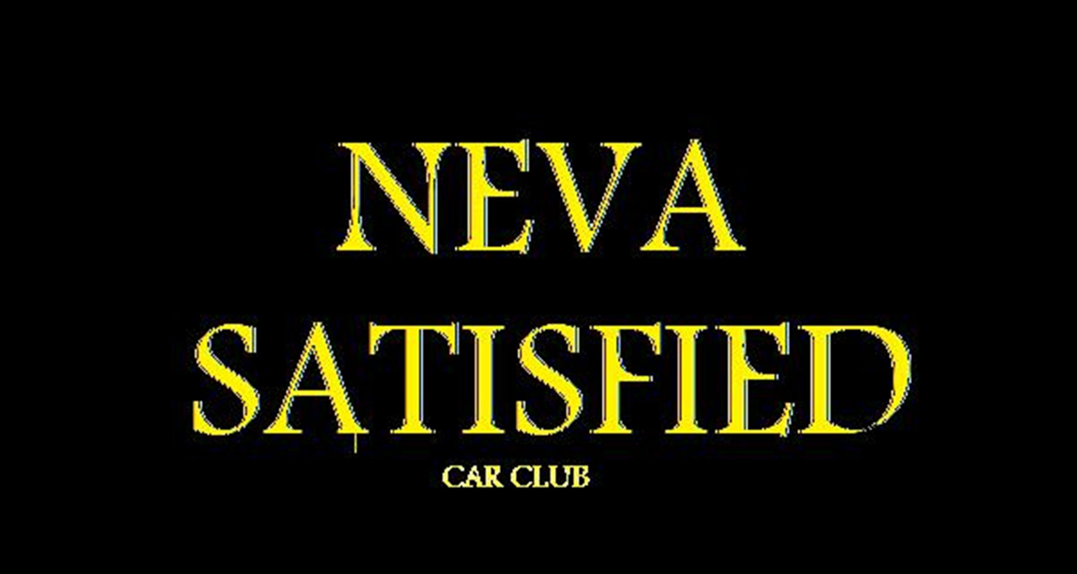 NevaSatisfied Car Club avatar