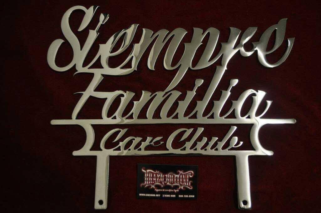 SIEMPRE FAMILIA Car Club avatar